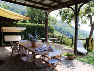 Villa Lauri A HEAVEN OF TRANQUILLITY AND CHARM, Sant'Agata sui Due Golfi