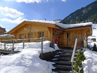 2 bedroom Villa in Gsteig bei Gstaad, Bernese Oberland, Switzerland : ref