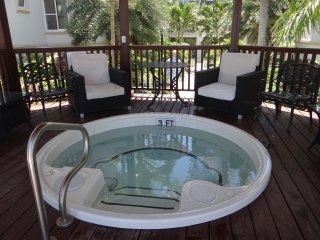Escape the cold...come stay with us, Long Bay Beach