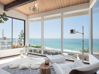 Broad Beach Malibu Home