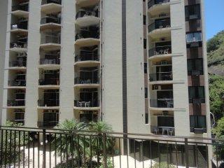 Excelente Flat no melhor Apart Hotel de Copacabana
