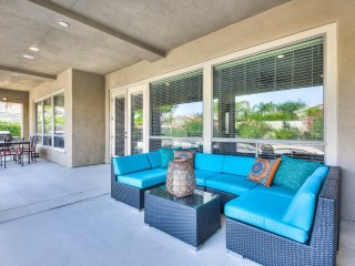 'Hillcrest' Gorgeous 4 bedroom, 3.5 bath, furnished home with private pool & spa, Indio