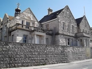 The Old Portland Courthouse, Isle of Portland