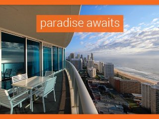GCHR Orchid Residences Apt 22603 Surfers Paradise Luxury, Wi-Fi + Views