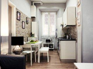 Renewed, spacious flat/6 guests/Termini Station