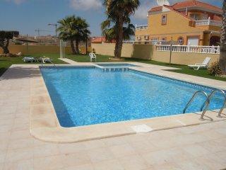 2 Bed Ground Floor Apartment + 2 Communal Pools