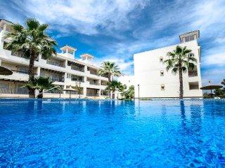 Costa Blanca South - 1 Bed / 1 Bathroom Penthouse / Wi-Fi / A/C - Villamartin
