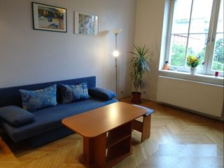 Juwink apartment in Bubeneč with WiFi & lift., Praga