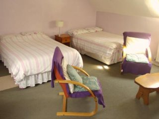 Abbey Farm Bed And Breakfast - Bentley Room, Atherstone