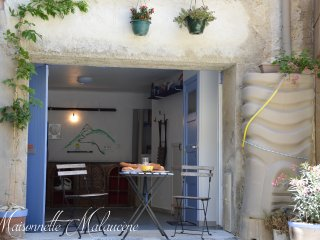 Maisonnette Malaucene -ideal for sporters- Ventoux