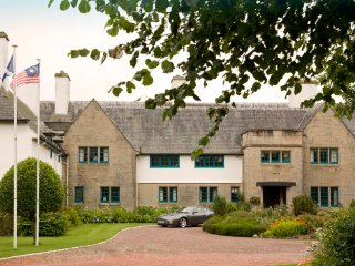 Blanefield House, Kirkoswald