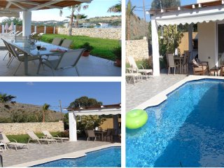 Villa Campos walking distance to the sea -10% discount for April & May, Georgioupolis