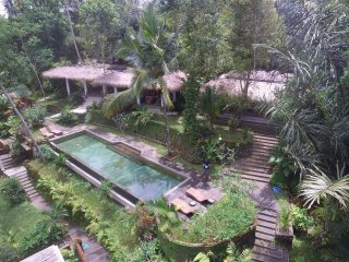 3 Bedroom Villa Rimba (in majestic jungle valley)
