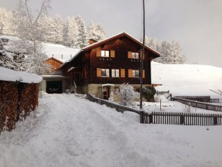 Traditional Swiss Farm House - Sleeps 8