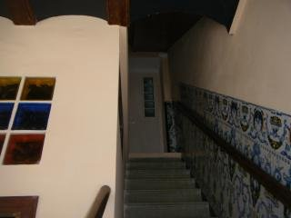 Ground floor stairs to first floor
