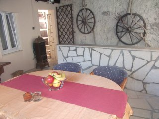 Apts Abjanic -Studio with Terrace (2 Adults), Dubrovnik