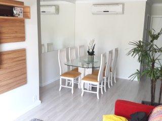 Aluguel de apartamento para ferias no Rio de Janeiro 03 quartos