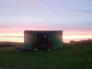 Shepherd's Hut with Fowey River Views., Lostwithiel