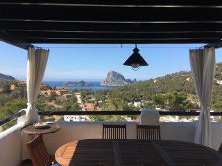 estudio para dos o tres personas en Ibiza, Cala Vadella