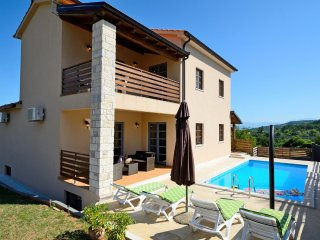 Beautiful 3 bedroom house with private pool, Pazin