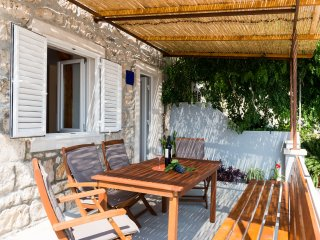 Holiday Home Anima Maris-Two Bedroom Holday Home, Ston