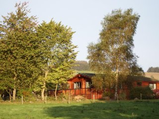 Country Lodge Near Auchtermuchty.