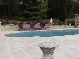 Pezenas French villa to rent with pool - 891