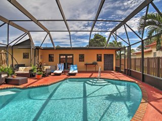 NEW! Updated 2BR Oakland Park Home w/Private Pool