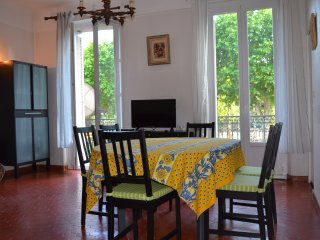 Joli  appartement, 2 chambres, terrasse, barbecue