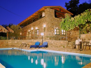 Maria Emanuela villa in Picturesque Village, only 10 min drive from the Beach!