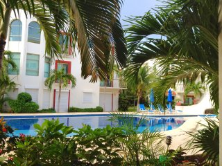 103 REEF PASEO DEL SOL, BEACH CLUB, TENIS, GOLF, Playa del Carmen