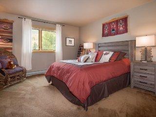 Liftside Condominiums 203 - New appliances, new decor, ski area views, walk to, Keystone