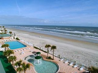 ORMOND BEACH*1BR Condo/Sleeps4*{Beach/Pool/HotTub/LazyRiver}COVE AT ORMOND BEACH