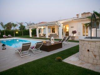 Villa Le Palme a pochi metri dalla spiaggia dorata, Ispica