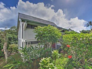 NEW! 2BR Princeville Condo Steps from the Beach!