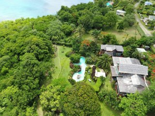 CLV Luxury fully staffed Flamboyant Villa, Gros Islet