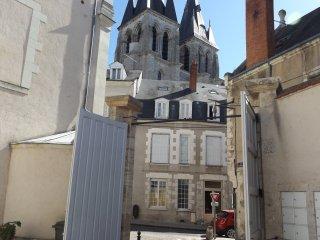 Appartement meublé 35m² Blois cœur de ville