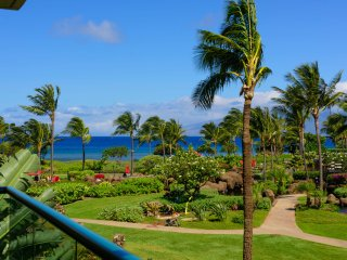 Maui Resort Rentals: Honua Kai Hokulani 246 - 2BR w/ Ocean & Mountain Views