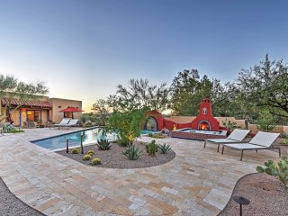 NEW!4BR Gold Canyon Home w/Heated-Chilled Pool/Spa