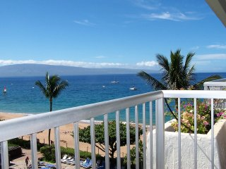 Whaler 507 - One Bedroom, Two Bath Ocean View Condominium, Lahaina