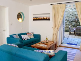 Shellseekers - Lovely ground floor apartment close to beach, Ventnor