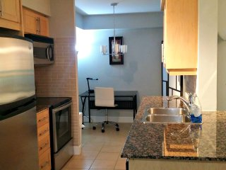 DLX 2 BR Furnished Suite on Blue Jays Way - 307
