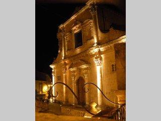 Romantico Bilocale vista Chiesa S.Michele, Palazzolo Acreide