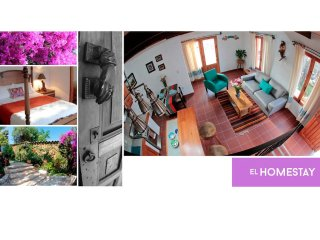 Casa San Miguel: El HomeStay