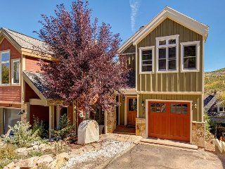 3BR Old Town Park City Mountain House – Walk to Main Street Shops & Dining