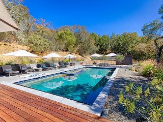Idyllic 7-Acre Kenwood Retreat w/ Private Pool & Deck