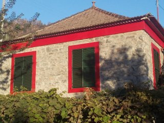 The Red House Of Arco da Calheta