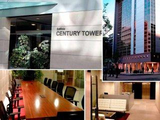 Elegante Apartamento En Century Tower, Montevideo