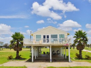 A Cottage By The Sea, Galveston