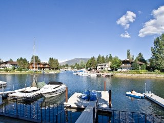 Beautiful Tahoe Keys Home with Private Boat Dock - No Booking Fees